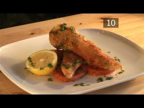 How To Cook Monkfish With Garlic & Herb Butter