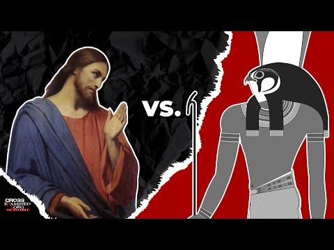 Jesús vs Horus