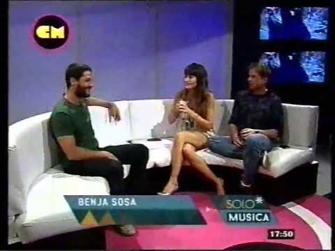 "Nara Yoli en ""Solo Música"" x CM (24/04/2015)"
