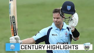 Smith marks Blues return with six-laden ton | Marsh Cup 2020-21