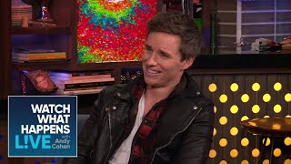 Eddie Redmayne On Playing Rugby With Prince William | WWHL