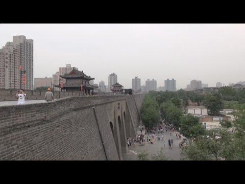 Short visit of Xi'an / Visite de Xi'an (Shaanxi - China)