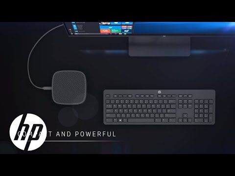 HP T430 Thin Client | The Versatile Cloud-First Device | HP