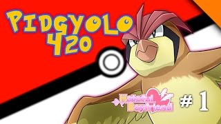 PIDGYOLO 420 - Hatoful Boyfriend Gameplay - Part 1