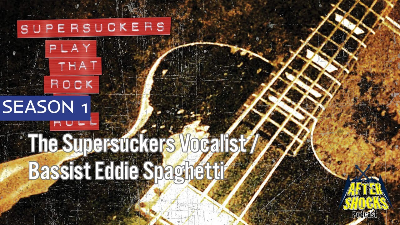 Beating Cancer With Rock N    Roll - Supersuckers Vocalist Bassist Eddie Spaghetti