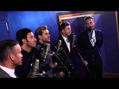 The Overtones: Saturday Night At The Movies (Acoustic)