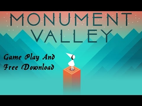 Monument Valley Android Game Play And Mod/Hack Apk Download (All Level Unlocked)  #Smartphone #Android