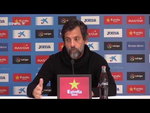 """Quique Sánchez Flores: """"No creo en rivales fáciles"""""""