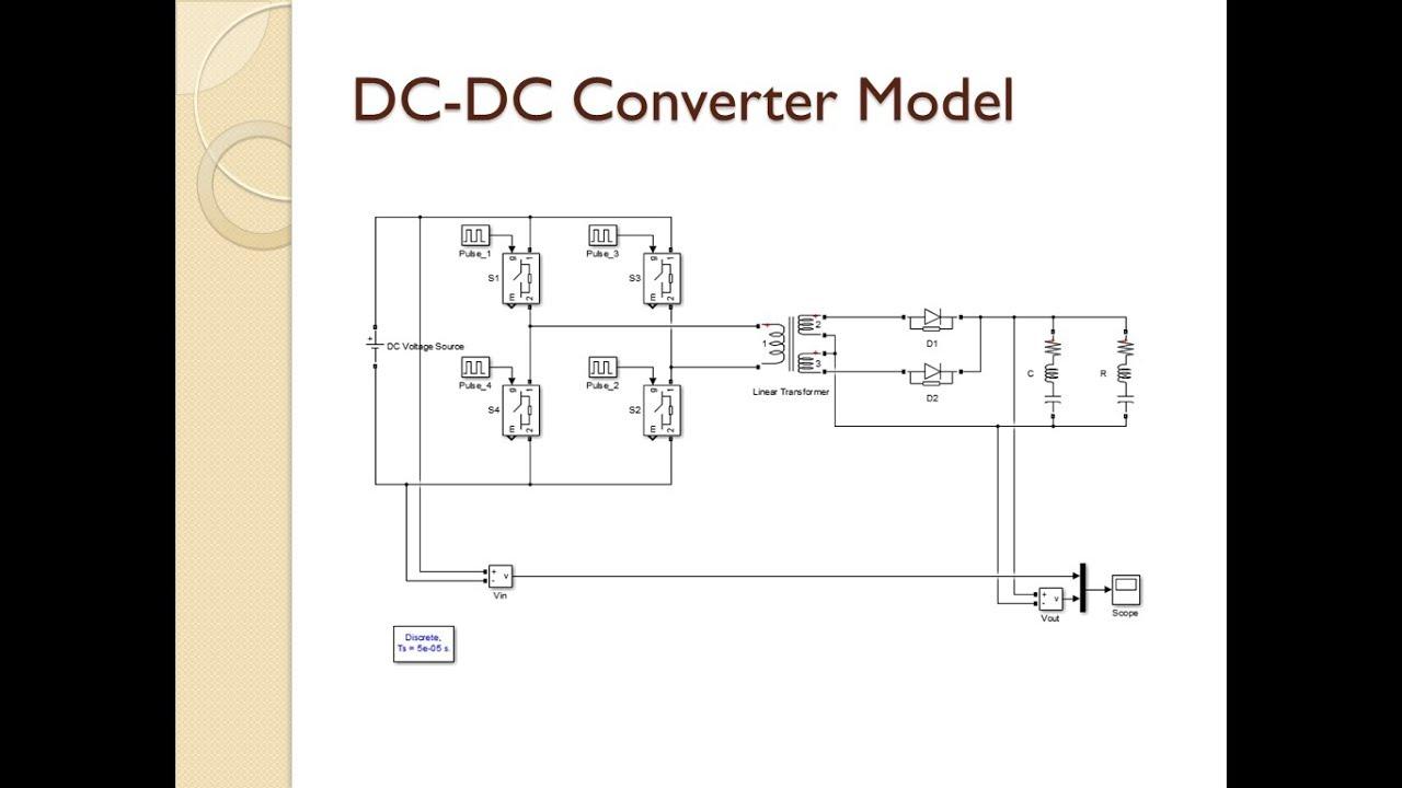 Dctodc Converter