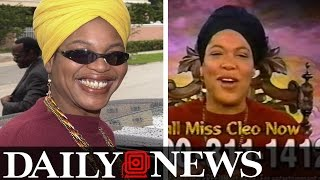 Miss Cleo Dies At 53 by : New York Daily News