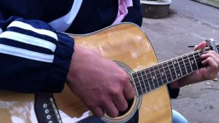 Thần thoại- Endless love ( sáo trúc+ guitar)