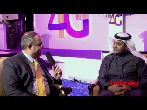 VIVA Bahrain CEO Talks to Bahrain This Month