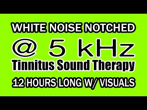 white-noise---notch-filtered-at-5-khz-for-tinnitus-therapy-w/-visuals