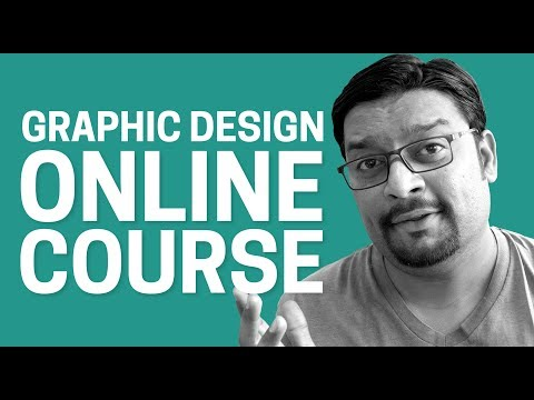 Learn graphic design online in Hindi