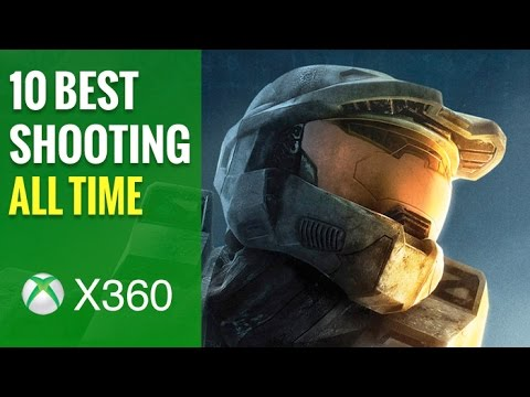 Top 10 Xbox 360 Shooting Games of All Time