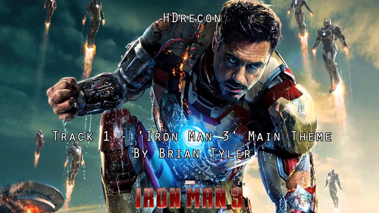 Iron Man 3 Stream Hd