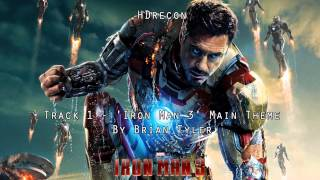 Iron Man 3 - Official Score #1