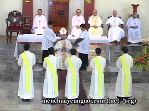 Thánh Lễ Truyền Chức Linh Mục , Tại Nhà Thờ Chánh Tòa Phan Thiết