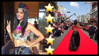 When I walked the Red Carpet in Japan For Okinawa Film Festival | #RickshawaliVlogs 27