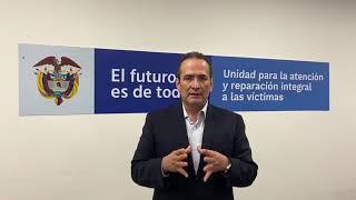 """""""Que no le echen cuentos"""" -  Unidad de Víctimas"""