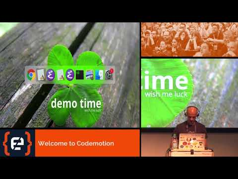 Above and beyond type systems with clojure.spec - Carlo Sciolla - Codemotion Milan 2017