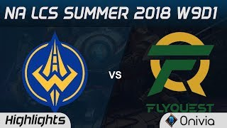 Video GGS vs FLY Highlights NA LCS Summer 2018 W9D1 Golden Guardians vs Flyquest by Onivia download MP3, 3GP, MP4, WEBM, AVI, FLV Agustus 2018