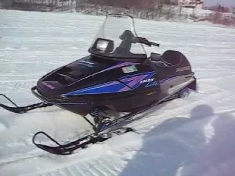 Old Archives  Lake Riding On A 1994 Polaris Indy Lite