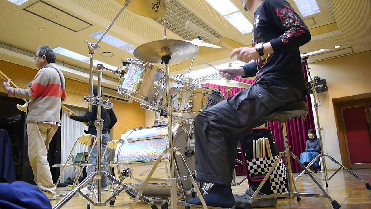 diamond-head-pipe-line-drum-cover-the-ventures-yu-ishikawa