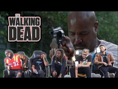 """The Walking Dead Season 8 Episode 11 """"Dead Or Alive Or"""" Reaction/Review"""