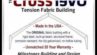 Crossover Fabric Building - (360) 366-3077 - Milestones Building & Design