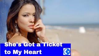 Basixx feat. Robin Öman - She's Got a Ticket to My Heart - music video by ChillSelector