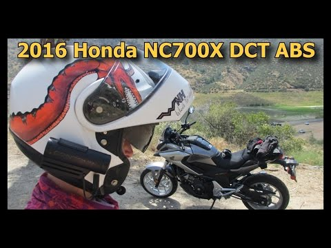 What I'm Riding Now...2016 Honda NC700X DCT ABS