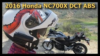 what i m riding now 2016 honda nc700x dct abs