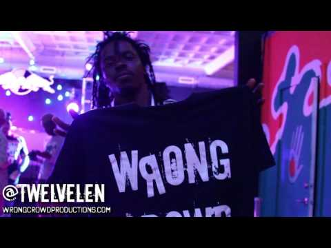 Twelve'len meets the WRONG CROWD