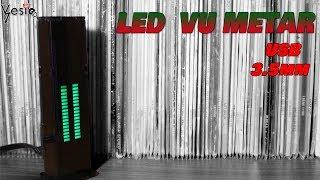 AS 30 Muzicki LED VU metar DIY