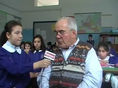Mario Petrelli e la storia della scuola Giuseppe S...