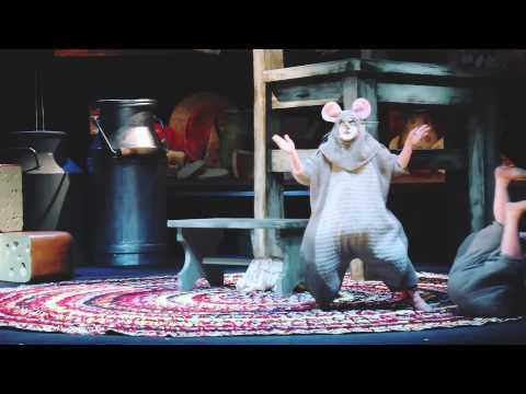 Спектакль «Все мыши любят сыр» в Новом драматическом театре