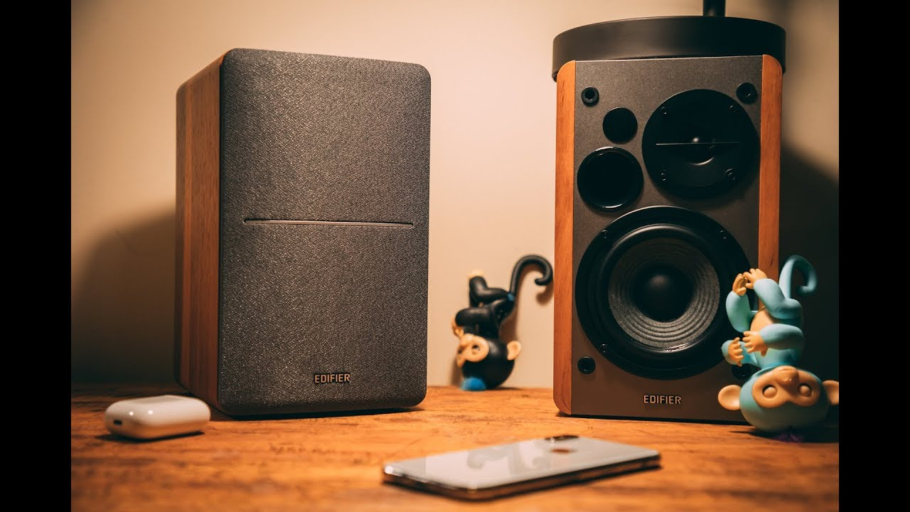 The BEST Bookshelf Speakers Under 100 EDIFIER R1280T