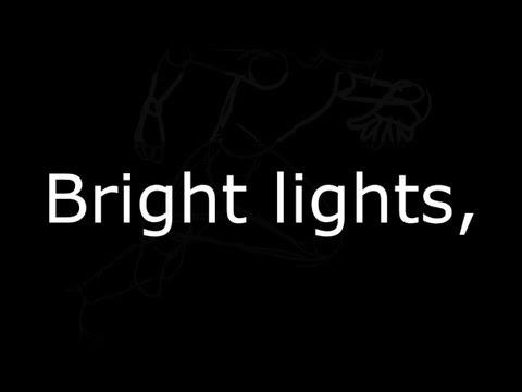 30 Seconds To Mars - Bright Lights (lyrics)
