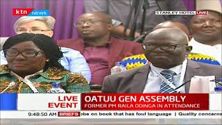 OUATTU Gen Assembly: COTU hosts 42nd OATUU general assembly