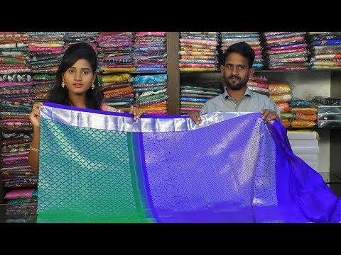 Kanchi Pattu Fancy Sarees with Best Price | Wedding Sarees | Sri Krishna Silks Hyderabad | SumanTv