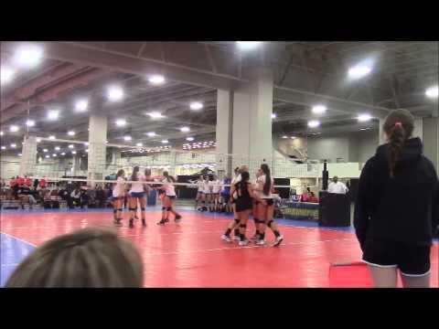 Paige Whipple #12 NPJ 18 National Utah 2015-2