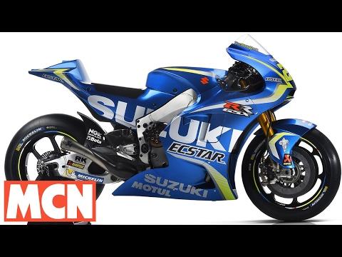 Suzuki show off their 2017 MotoGP machine | Sport | Motorcyclenews.com