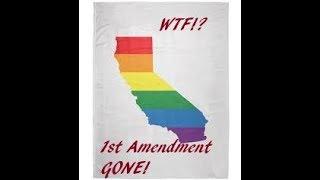 California Votes to KILL Free SPEECH