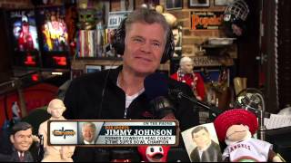Jimmy Johnson on Wheтher Barry Switzer Owes Him a Super Bowl Ring 1/8/14
