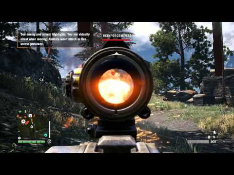 Far Cry 4 Gameplay – All Outposts Liberation with Guns Blazing (No Spoilers)