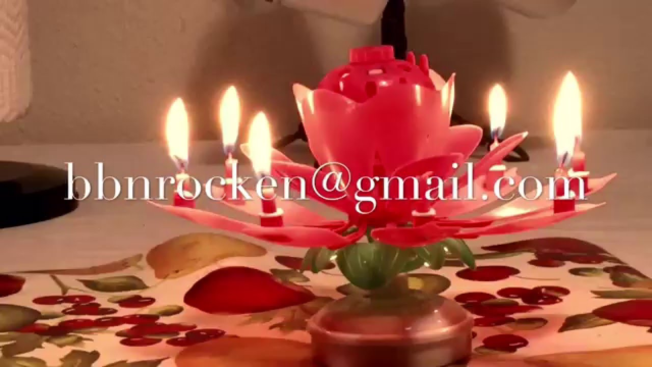 New Birthday Candle 2016 Youtube