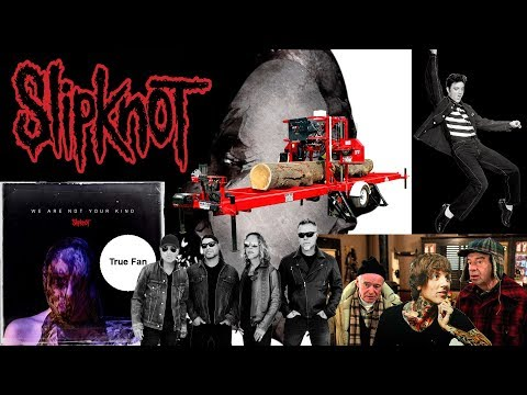 ÖREGSZENEK...(?) | Slipknot - We Are Not Your Kind (2019)