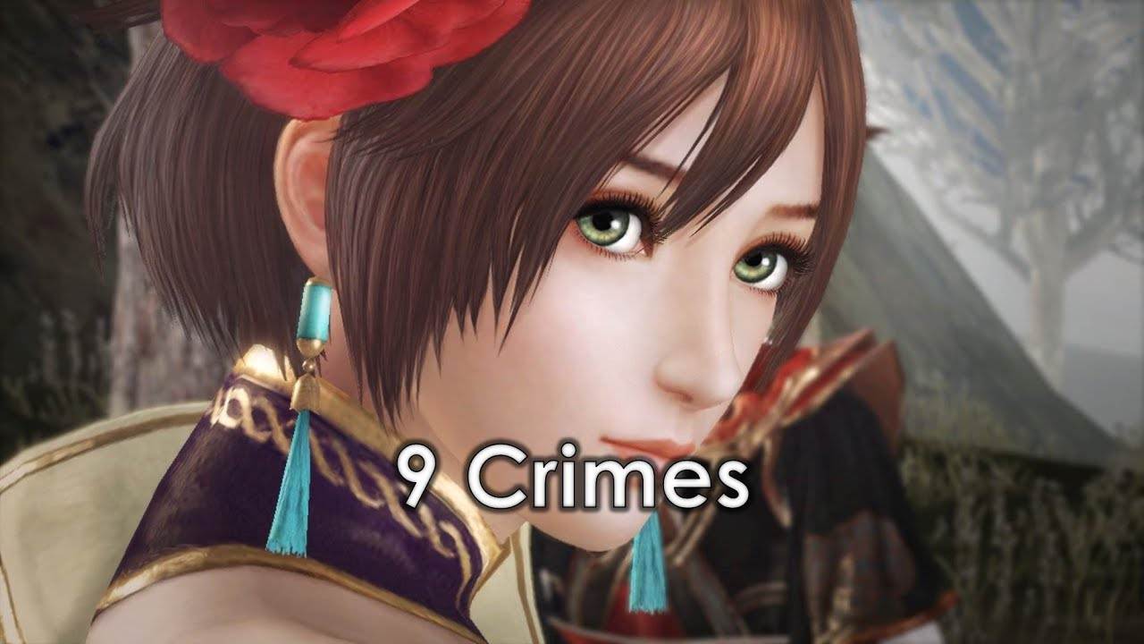 Dynasty Warriors 8 Sun Shang Xiang Gameplay with DLC