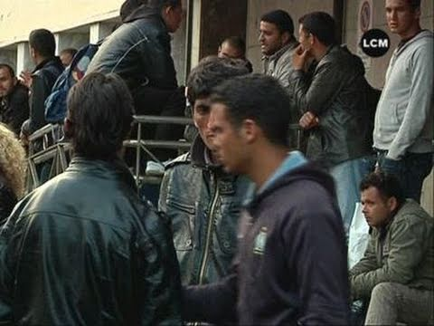 Tunisiens: le passage impossible (Marseille)